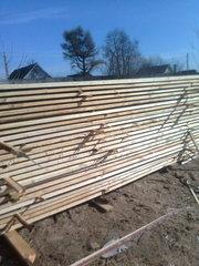 лес и пиломатериал из Белоруссии