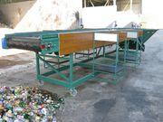 Линия дополнительной сортировки отходов