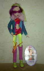Кукла ВИНКС (WINX) Техна Яркая в очках