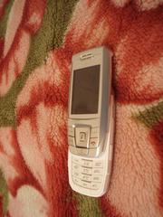 Продам Samsung SGH-E390 Silver б/у